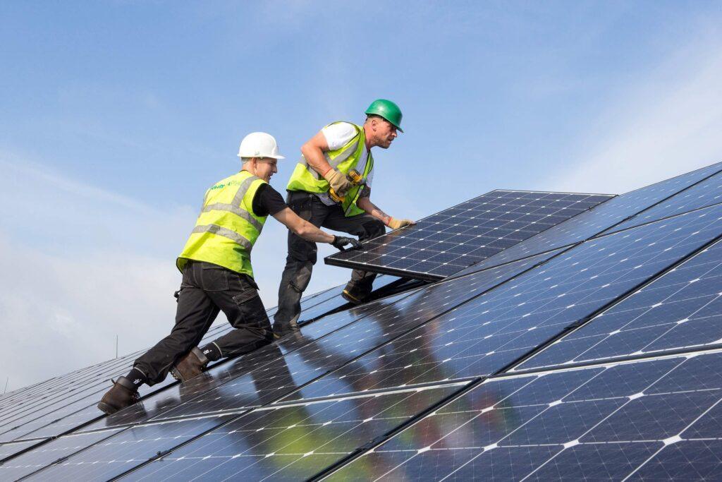 Instalación de paneles solares en Murcia