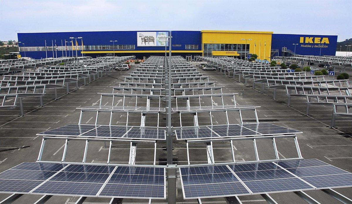 IKEA sostenibilidad