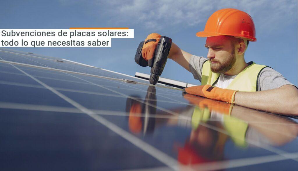 ibi subvenciones de placas solares