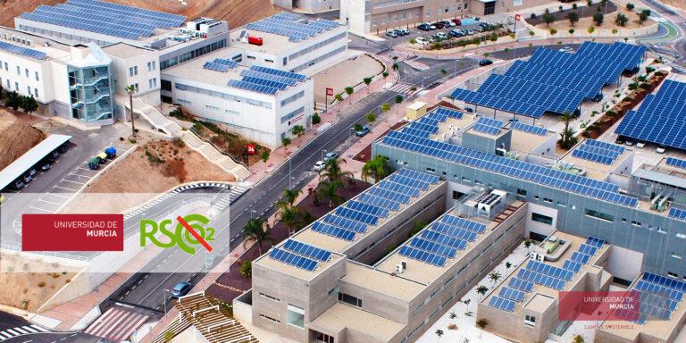 Universidad de Murcia y el medio ambiente
