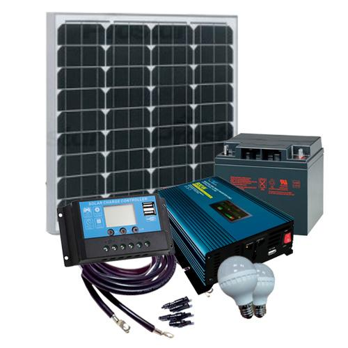SOLPRO ENERGÍA SOLAR - Mantenimiento de las baterías solares en instalaciones de placas solares fotovoltaicas