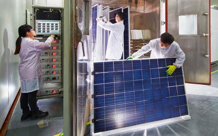 sellos de calidad de las paneles solares