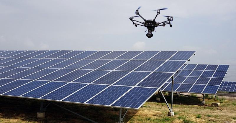 Dron con cámara - SOLPRO